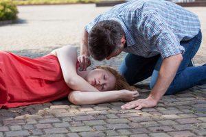Помощь при приступе эпилепсии