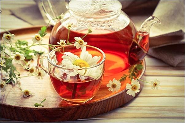 Успокаивающий чай из трав для нервной системы