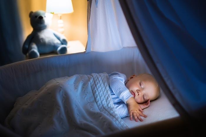 Комаровский о сне новорожденного
