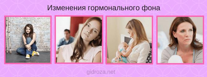 Потливость по ночам у женщин. Причины и лечение ночной потливости у женщин